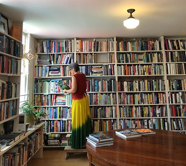 Magpie Bookshop in Catskill
