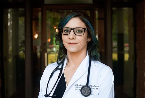 Dr. Amanda Dunham, DNP, FNP-C - FAIELLA STUDIOS