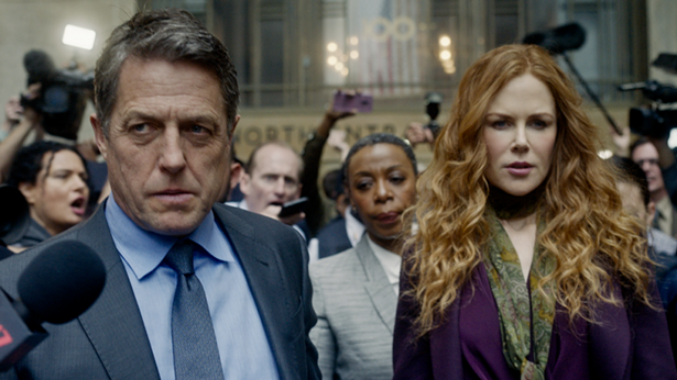 """A still from the trailer for """"The Undoing,"""" premiering on HBO 10/25."""