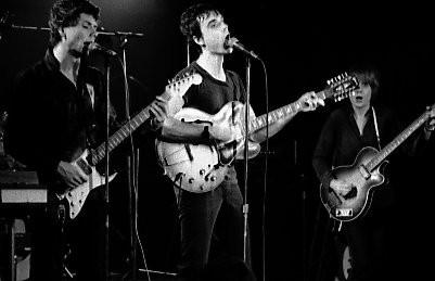 Talking Heads live in 1978