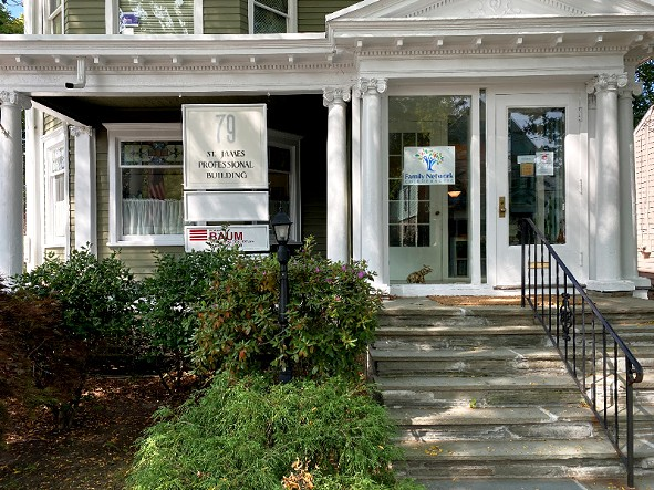 Family Network Chiropractic is located in Uptown Kingston - ALL IMAGES COURTESY FAMILY NETWORK CHIROPRACTIC