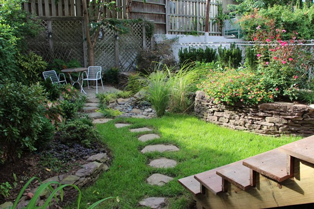 A Brooklyn Garden Club residential project in New York City