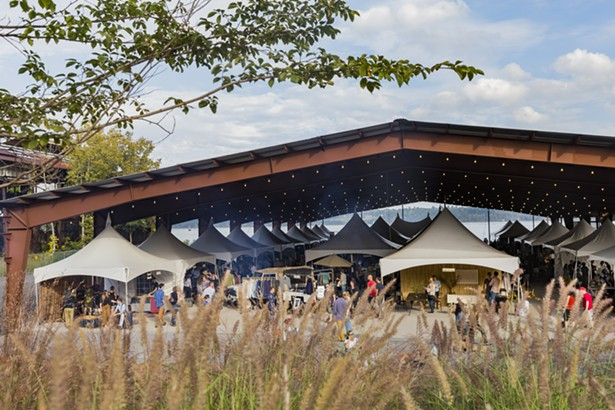 Last fall's Field + Supply event at the Hutton Brickyards. This year, amid the pandemic, the iconic makers festival will happen entirely virtually at Fieldandsupply.com.