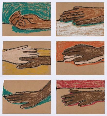 Hand Story by Brittany Tucker