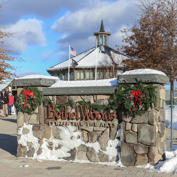 ALL IMAGES COURTESY OF BETHEL WOODS CENTER FOR THE ARTS