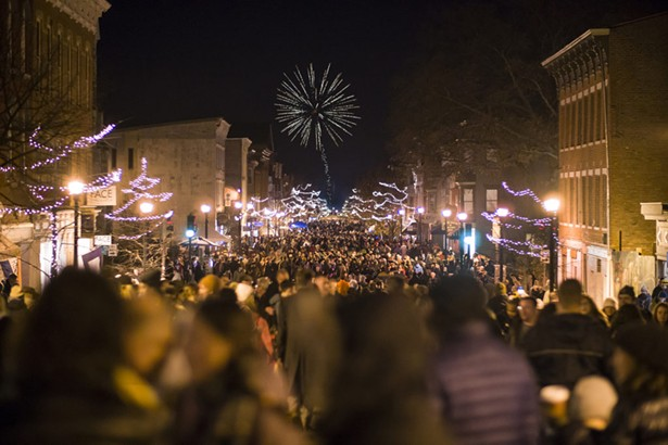 This year Winter Walk will look different from years past. But Hudson is still all lit up with plenty of holiday cheer and family-friendly activities.