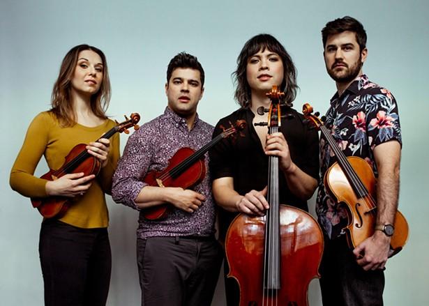 The Attacca Quartet