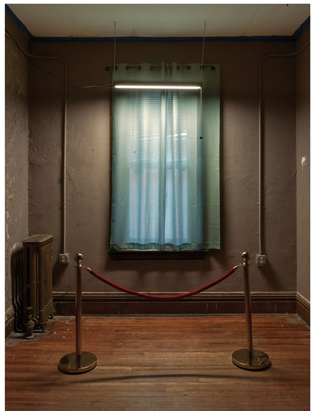 Forest East Room. - ANDREW MOORE