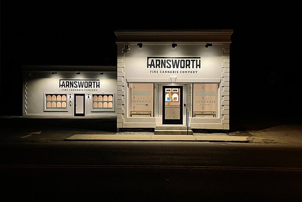 Farnsworth Fine Cannabis Company in Great Barrington