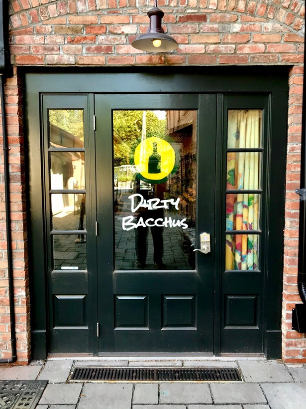 Dirty Bacchus is on Main Street in Beacon. - DIRTY BACCHUS