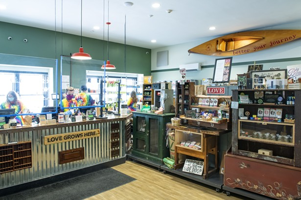 Canna Provisions in Lee, Massachusetts - IMAGES COURTESY OF CANNA PROVISIONS