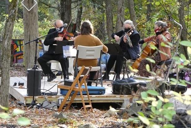 The Hudson Valley String Quartet