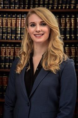 Marissa Weiss, Esq., associate attorney at the Walden-based firm Jacobowitz & Gubits