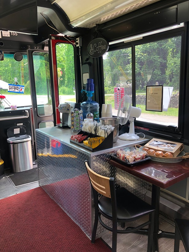 BUS STOP GRILL STAFF