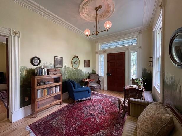 COURTESY OF BORLAND HOUSE
