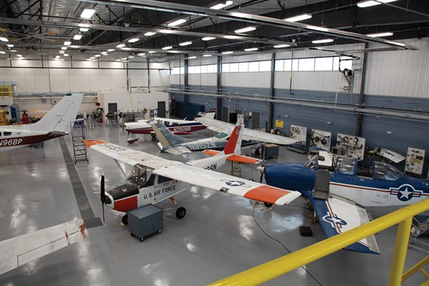 SUNY Dutchess launched its new Airframe and Powerplant Program in August at its state-of-the-art Aviation Education Center at Hudson Valley Regional Airport in Fishkill.
