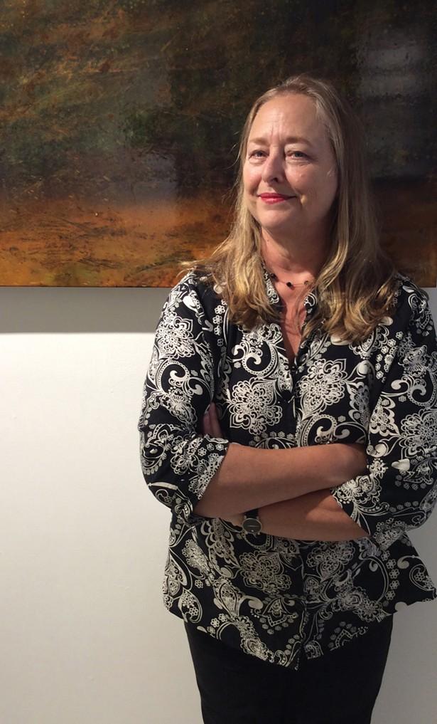 Carrie Haddad, gallery owner