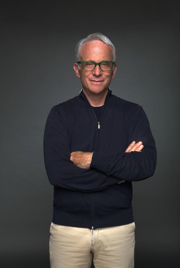 Director John Hoffman