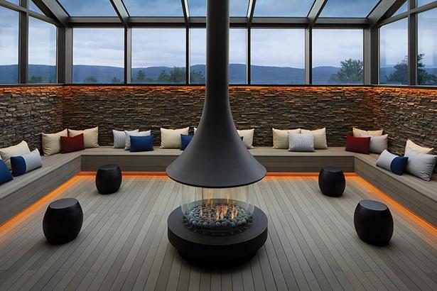 Miraval Spa Women's Lounge