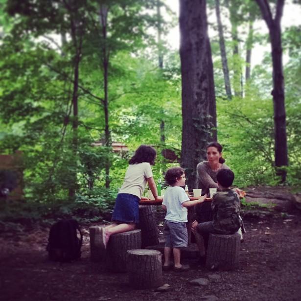 The Rail Trail Cafe - HILLARY HARVEY