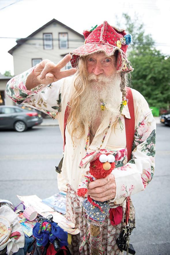 Grandpa Woodstock - CHRISTINE ASHBURN