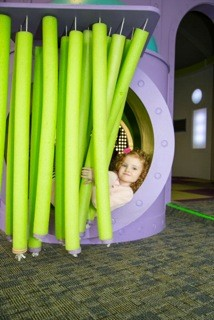 The Wonderdrome in The Science Center @ MHCM - COURTESY OF THE MID-HUDSON CHILDREN'S MUSEUM