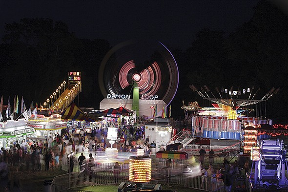 The Storm King Fire Department Fair in 2011. - TOM BUSHEY
