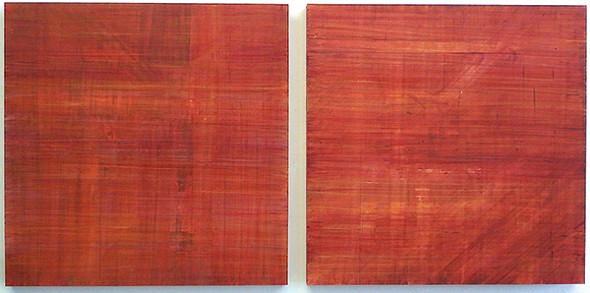 """Ginny Fox's """"C15-3"""" - ART FROM THE 25TH ANNIVERSARY SHOW AT CARRIE HADDAD GALLERY"""