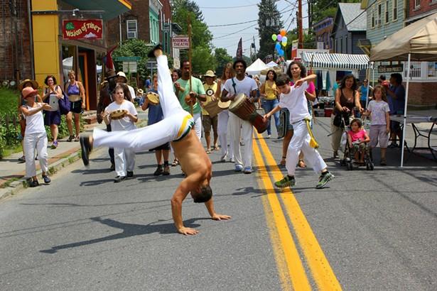 COURTESY OF THE ROSENDALE STREET FESTIVAL