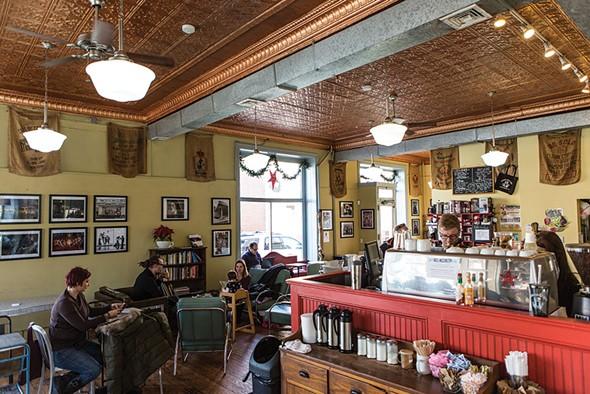 Peekskill Coffee House - PAMELA PASCO
