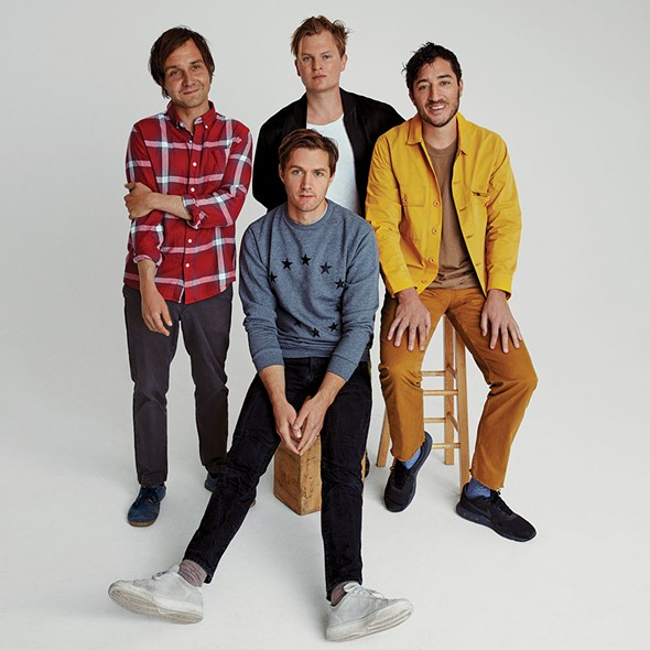 Grizzly Bear performs a two-night stand at BSP Kingston on August 15 and 16.