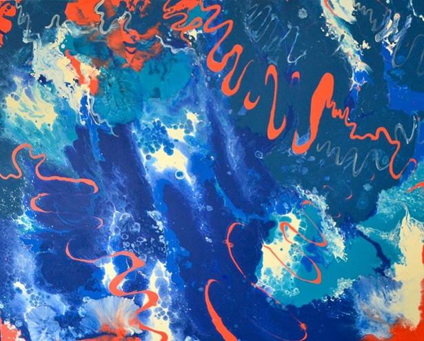 """Tara Bach's """"Coral Rivers"""""""