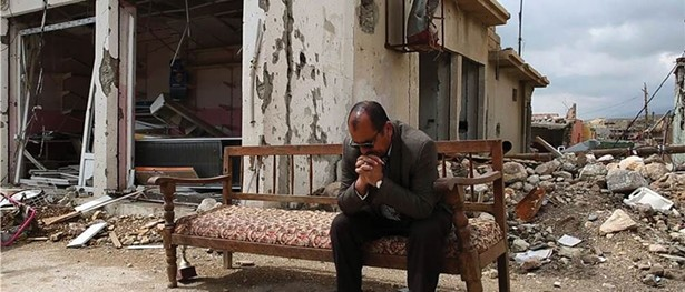 Still from Shingal, Where Are You?