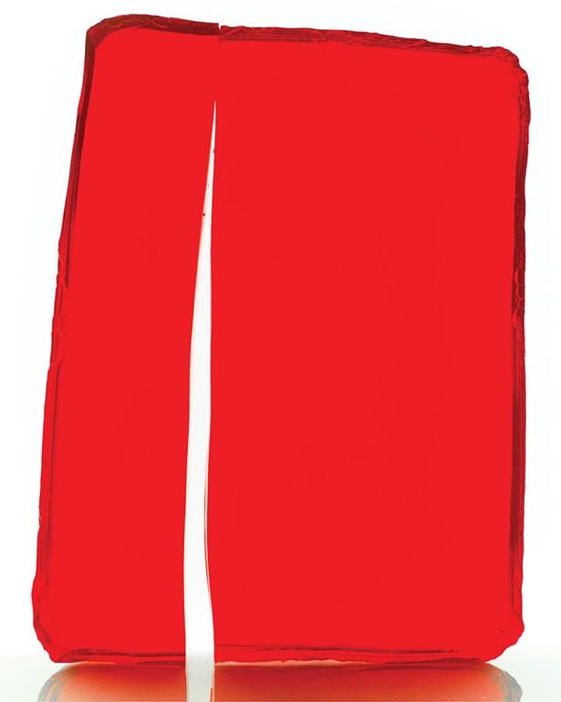 "Colorfield #13   meredith heuer   40"" x 60""   giclée print   2009"
