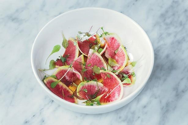 Butterfield's Radish Salad