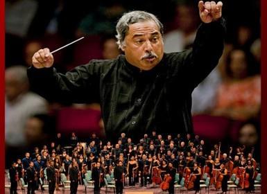 Conductor Enrique Pérez Mesa