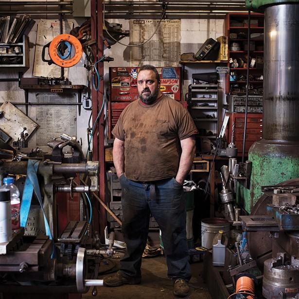 Tino Yannitelli | marco anelli | photograph | 2016