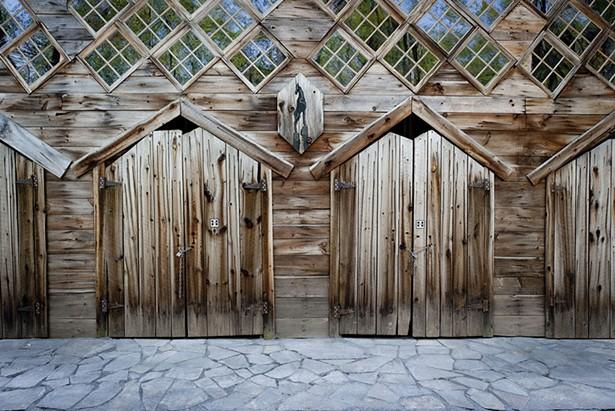 Maverick Entrance