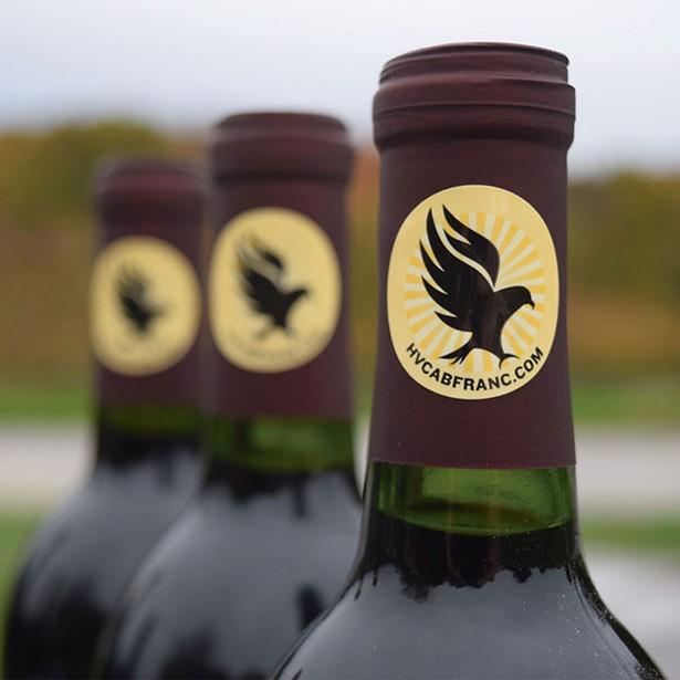 Regional branding initiative Hudson Valley Cabernet Franc