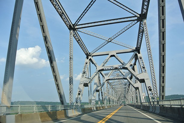 Rip Van Winkle Bridge - JOHN GARAY