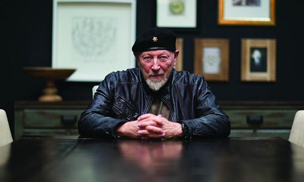 Richard Thompson plays at The Egg in Albany on November 17.