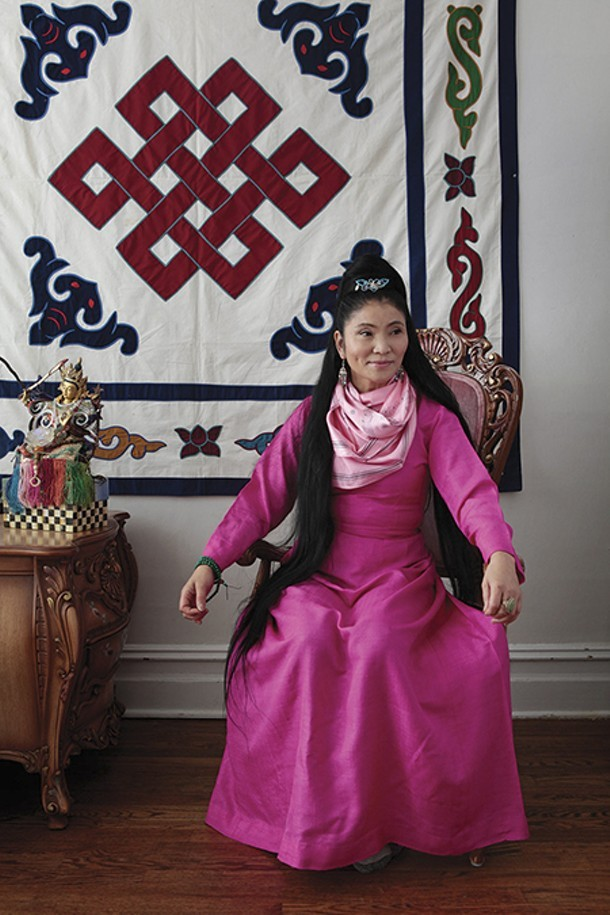 Yungchen Lhamo - FIONN REILLY