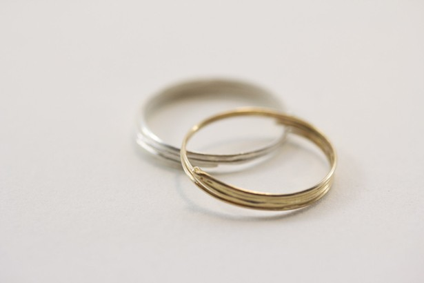 Pine Needle Ring, Rebecca Peacock