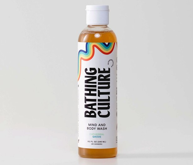 Clove & Creek Runner Up: Bathing Culture Body Wash. Peppery with a rich lather.