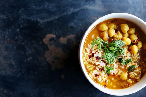 Indian Curry Soup