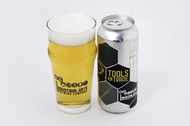 IA's American Pale Ale—Tools of the Trade - JORDAN HUGHES