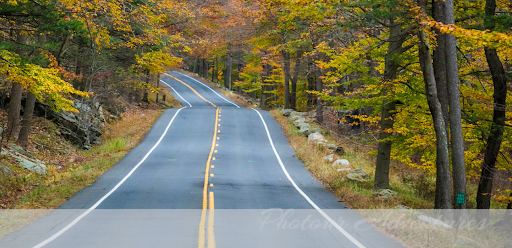 Bike through the many miles of open roads of Harriman State Park in western Rockland County. - PHOTO BY SUSAN MAGNANO