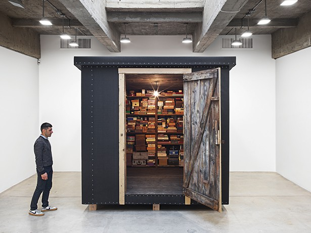 Mark Dion, Memory Box, 2015. Courtesy the artist and Tanya Bonakdar Gallery.