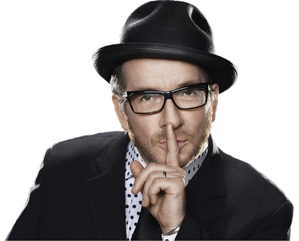 Elvis Costello plays Bethel Woods July 20.