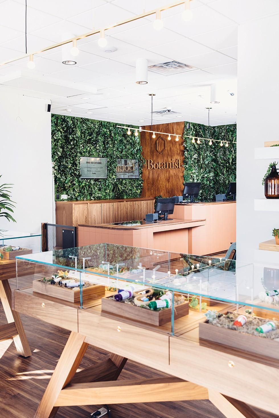 The Botanist, Acreage Holdings' Middletown dispensary.
